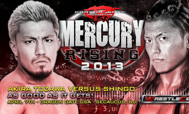 DGUSA Mercury Rising 2013 (WM Weekend)