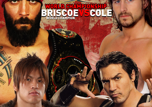 ROH Border Wars 2013 Preview