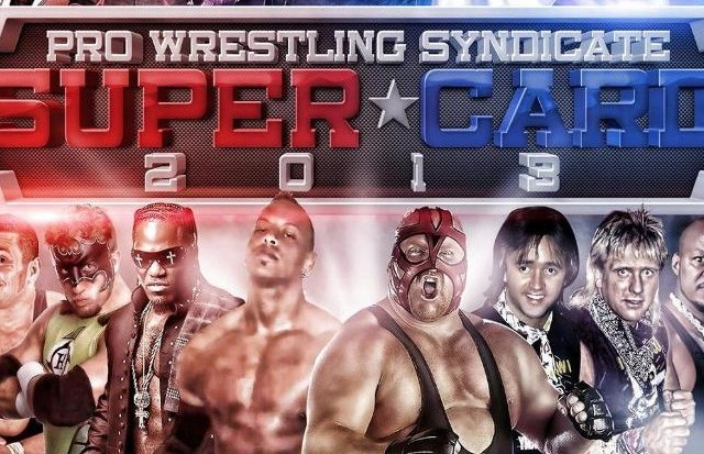Pro Wrestling Syndicate Night 1 (WM Weekend)