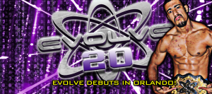 VoicesofWrestling.com - Evolve Wrestling