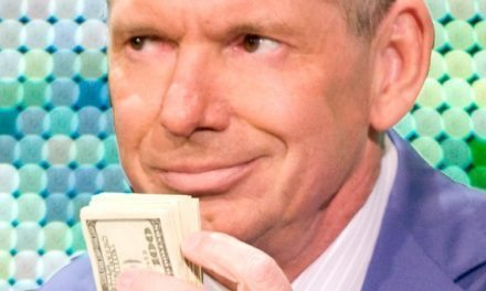 WWE Rolling 12 Month Revenue Trends
