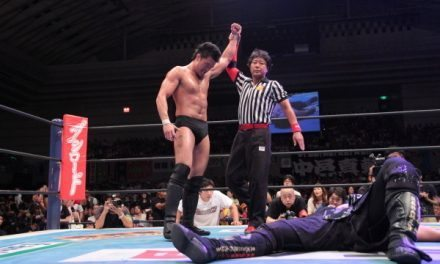 The Best of 2013: New Japan Pro Wrestling