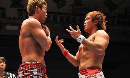 New Japan Pro Wrestling Wrestle Kingdom 8 Review