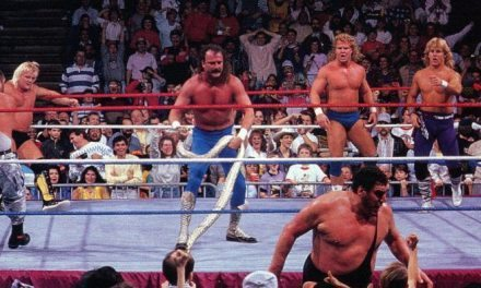 Rumble Rewind: Royal Rumble 1989