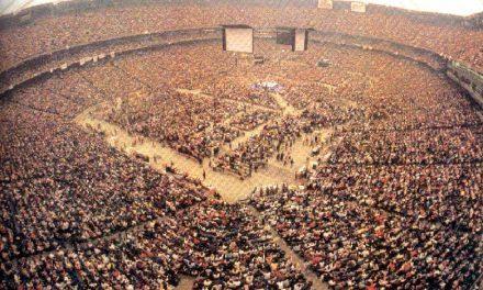WrestleMania III (Sterling Eyes)