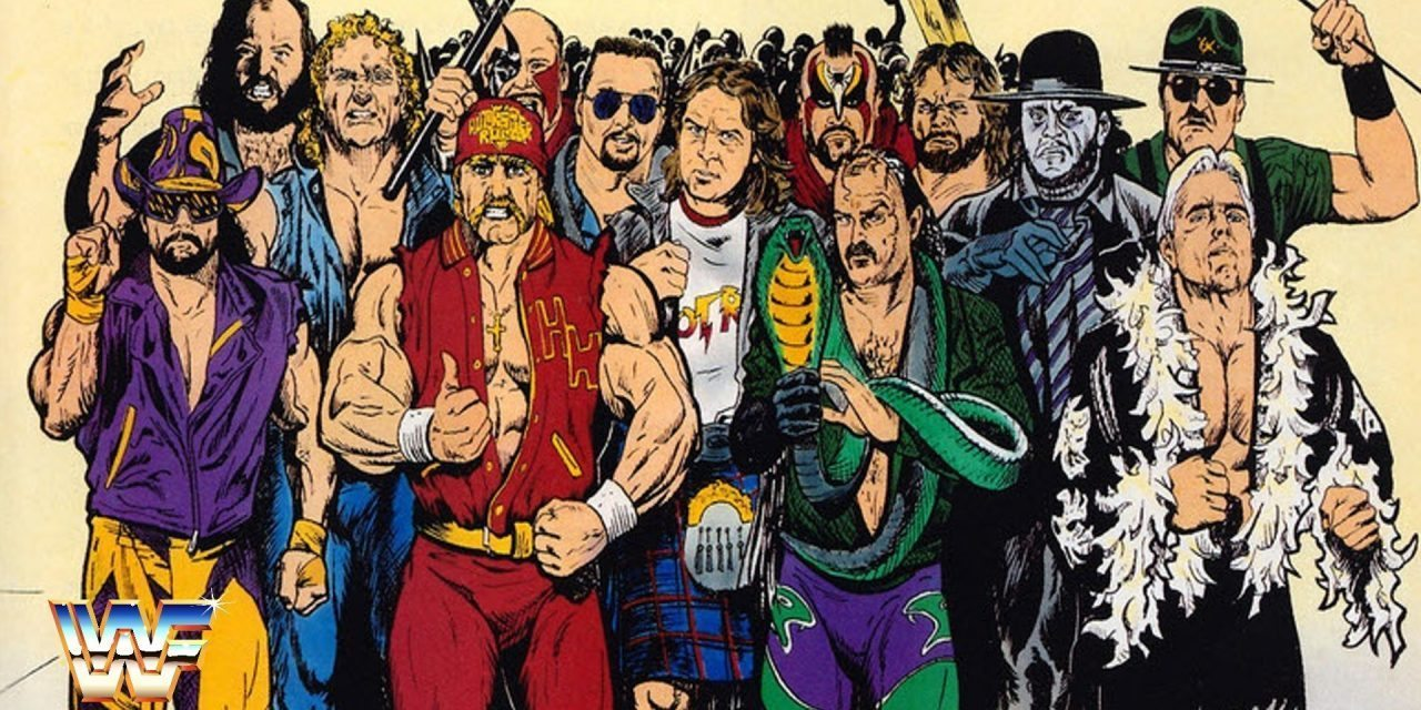Rumble Rewind: Royal Rumble 1992