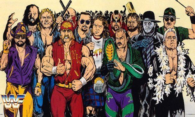 Rumble Rewind: WWE Royal Rumble 1992