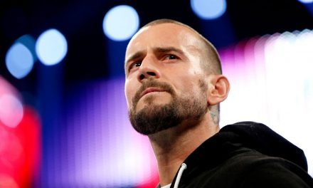 Retrospective Stats for CM Punk in WWE