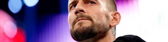 CM Punk Was Backstage at a Wrestling Show This Weekend. That's the Entire Story.