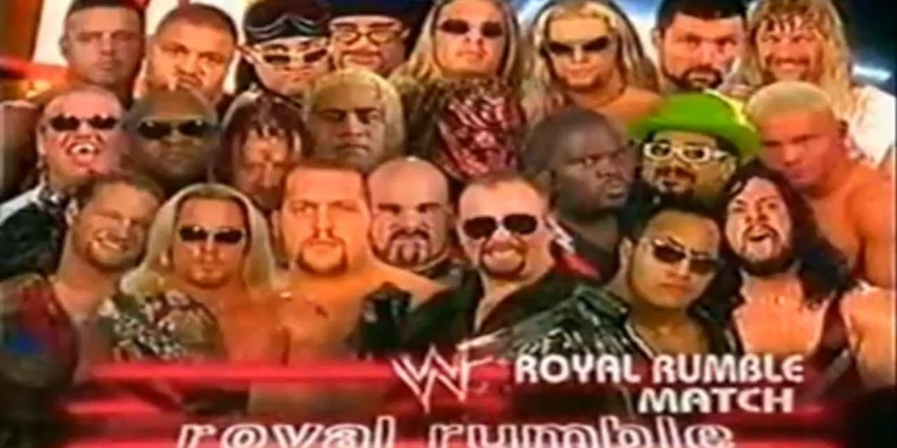 Rumble Rewind: Royal Rumble 2000