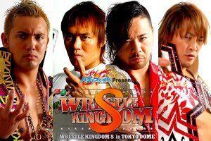 VoicesofWrestling.com - NJPW Wrestle Kingdom 8