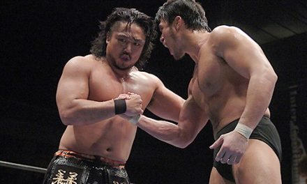 "New Japan Pro Wrestling ""The New Beginning (2/9)"" Review"