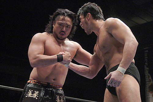 """New Japan Pro Wrestling """"The New Beginning (2/9)"""" Review"""