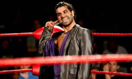 Jimmy Jacobs Debuts at Bound for Glory 2017