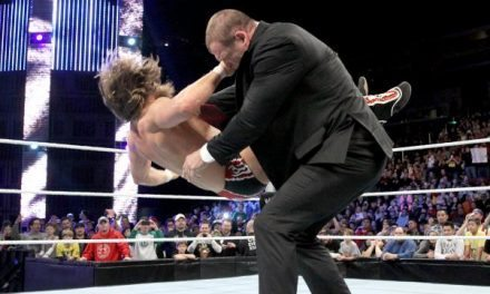 WWE Smackdown Report (February 7)