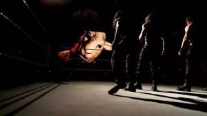 VoicesofWrestling.com - The Shield vs Wyatts