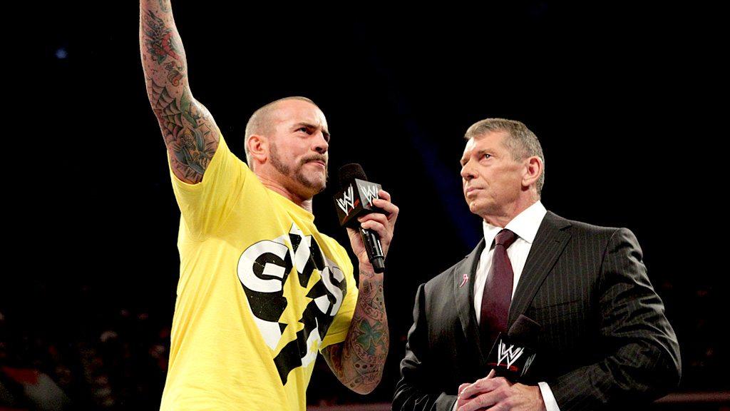 Wrestling Podmass (November 30)
