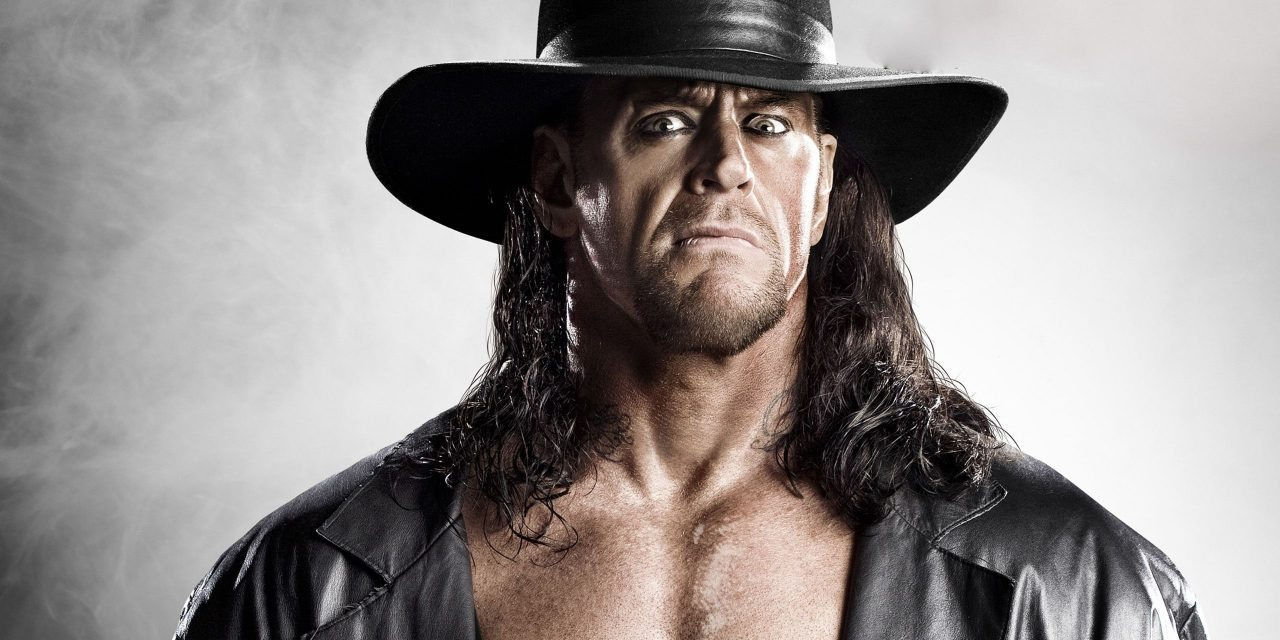 Giving Thanks to The Undertaker