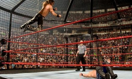 Elimination Chamber: By The Numbers