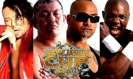 NJPW New Japan Cup Finals Review (3/23)