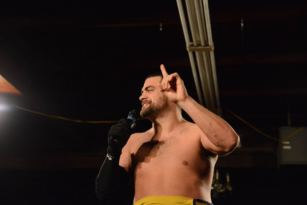 VoicesofWrestling.com - Eddie Kingston