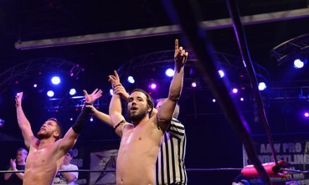 AAW Pro Wrestling TV – Episode 3 Review