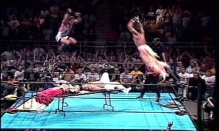 ECW Heatwave 1998 (Off The Top Rope)