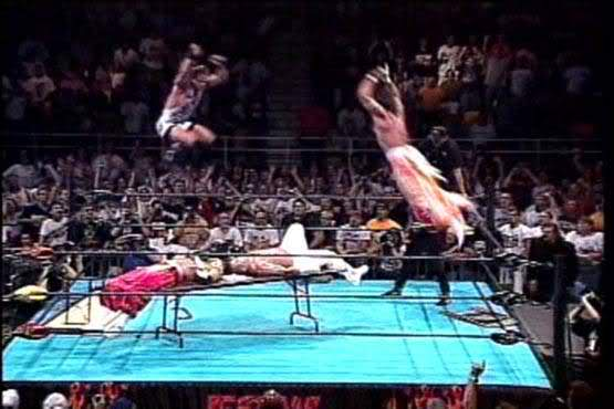 ECW Heatwave 1998 (Off The Top Rope)