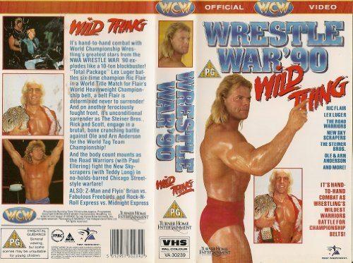 WCW WrestleWar 90 (Sterling Eyes)