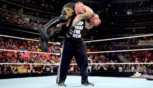 What's Next for Brock Lesnar?