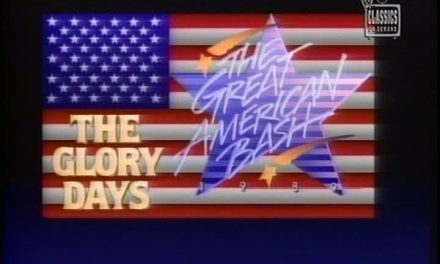 WCW Great American Bash 1989 (Sterling Eyes)