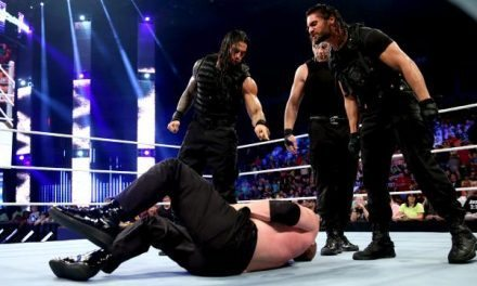 WWE Smackdown Review (March 14)