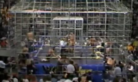 WCW Halloween Havoc 1991 (Sterling Eyes)