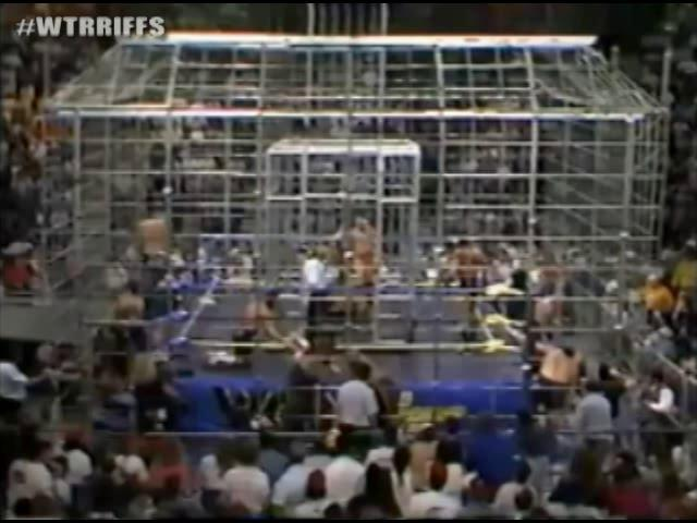 WCW Halloween Havoc 1991 (Sterling Eyes)