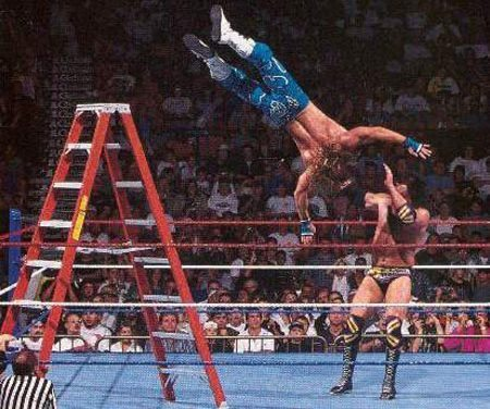 WWF SummerSlam 95 (Off The Top Rope)