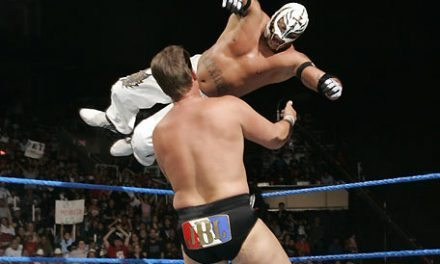 Match Review: Rey Mysterio vs. JBL (Judgment Day 2006)