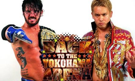 "New Japan ""Back to the Yokohama Arena"" Review"