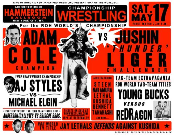 Dragon Gate, War of the Worlds, WWE TV Deal & more!