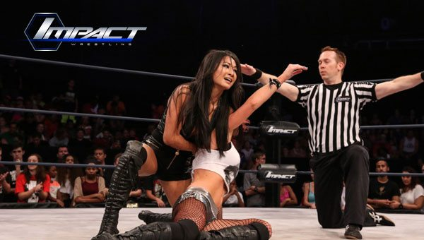 Impact Wrestling (November 11) Review