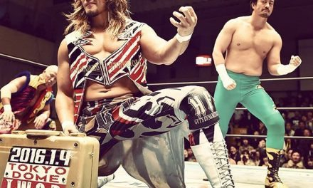 New Japan Purocast: Tenryu vs. Okada & World Tag League