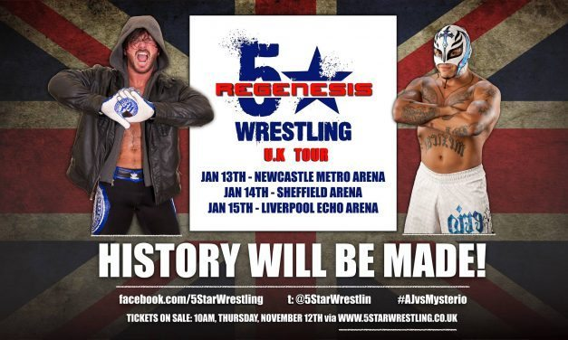 BritWres Roundtable: PROGRESS, 5-Star Wrestling & more!