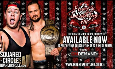ICW Fear and Loathing VIII (November 15) Review