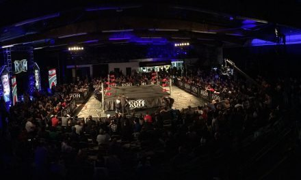 Ring of Honor TV (Episode 218) Review: Lethal vs. Strong