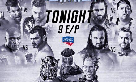 Impact Wrestling (November 25) Review