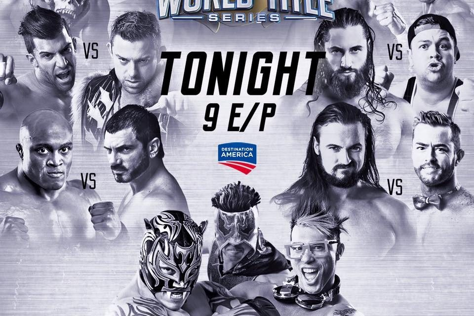 Impact Wrestling (November 25) Review