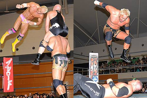NJPW World Tag League: Night 6 (November 28) Review