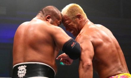 NJPW on AXS (December 4) Review: Ishii vs. Honma