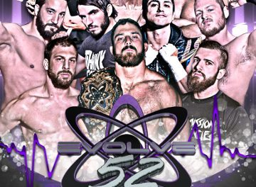 EVOLVE 52 (November 7) Review