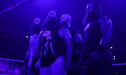 WWE SmackDown (November 12) Review: The Usos vs. The Wyatts