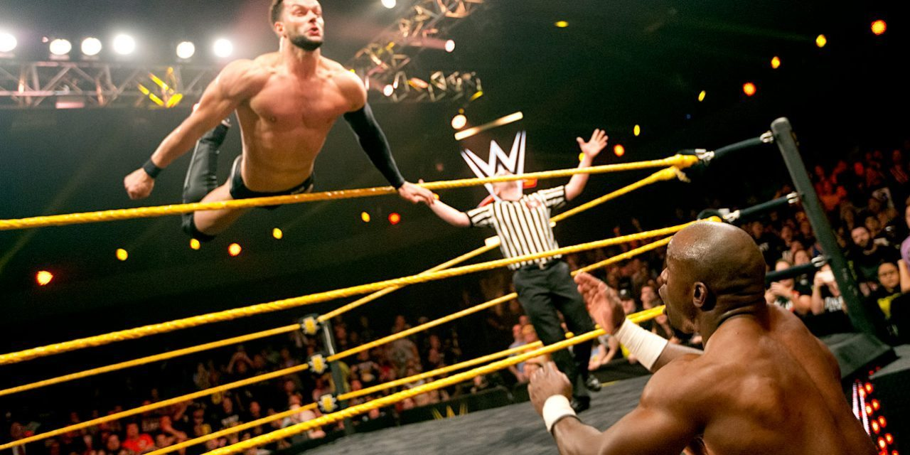 WWE NXT (November 4) Review: Apollo Crews vs. Finn Balor